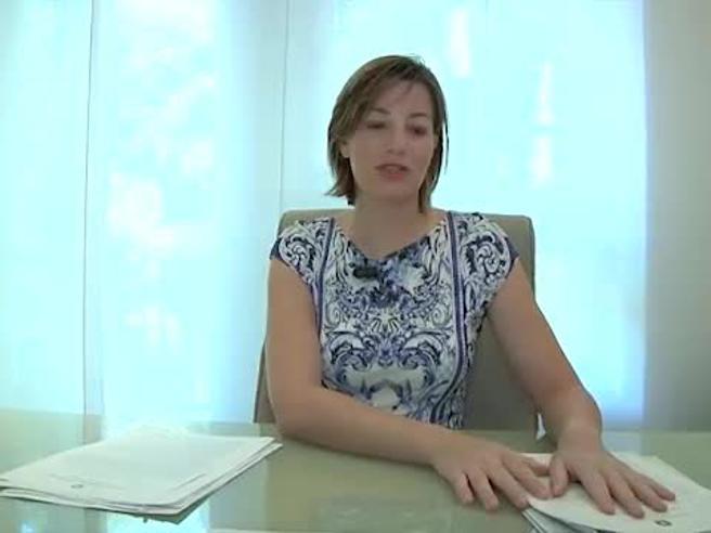 Lara Comi e gli stalker: «L'ultimo un imprenditore. Denunciato già otto volte, insiste ancora» Video