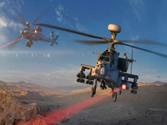 """Elicottero Usa : Esercito usa debutta l elicottero che """"incenerisce i"""