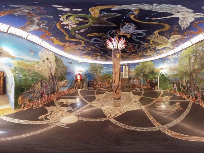 Siamo entrati nel più grande tempio sotterraneo al mondo