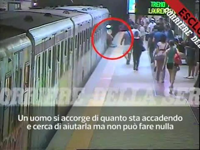 Metro Roma, le immagini del Corriere fanno il giro del mondo