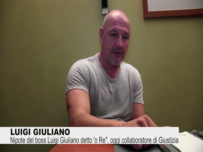 La vita dopo Gomorra, l'erede del boss Giuliano uscito dal clan: «A 13 anni mio zio mi diede la prima pistola»