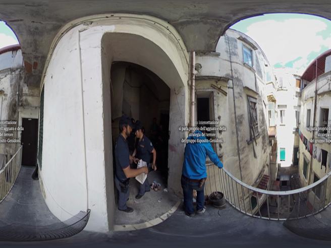 Napoli la bagdad della camorra viaggio a 360 gradi nelle - Nascondigli in casa ...