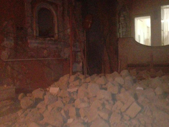 La testimone a Casamicciola: «Sembrava una bomba»   VideoLa rabbia contro i costruttori
