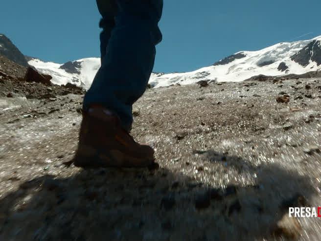«Nel 2100 niente più ghiacciai», l'allarme a Presadiretta Video