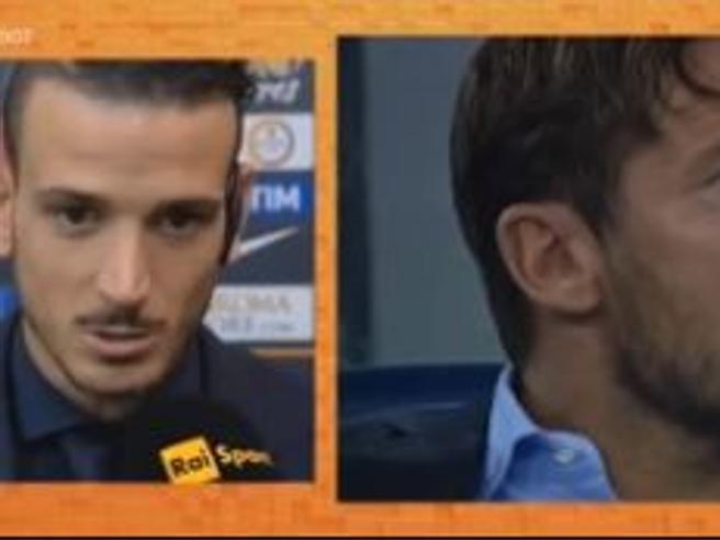 Florenzi smentisce il giornalista Rai: «Da raccattapalle abbracciavo Totti dopo i gol? Non è mai successo...»