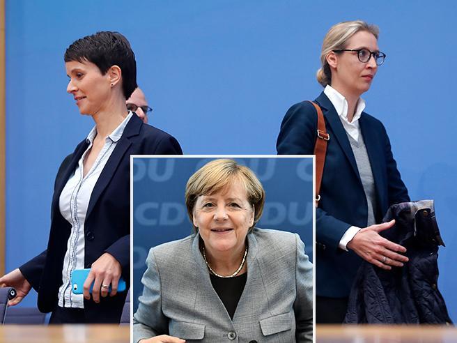 Boom populisti: «Noi nazisti? Ridicolo» Destra spaccata: Petry lascia|Gli scenari