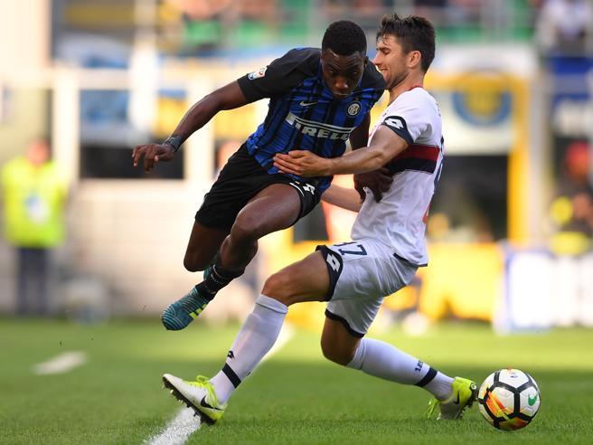 Inter, Karamoh è il  nuovo idolo dei tifosi