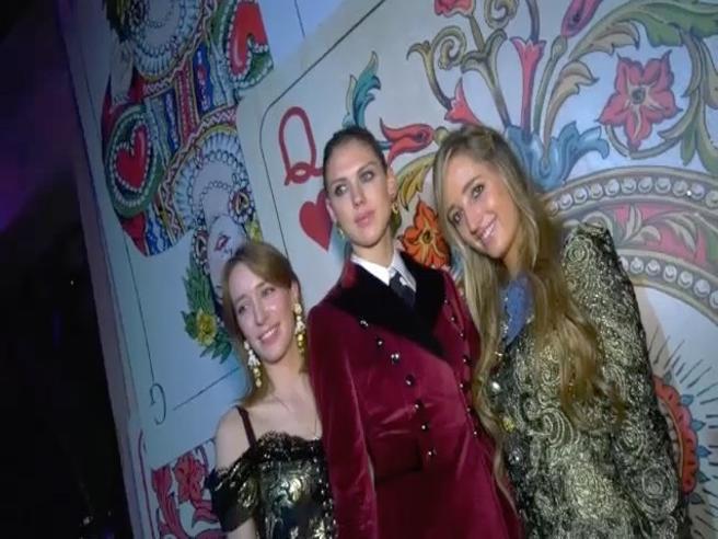 «Chi è la tua regina di cuori? La mamma» Il lato tenero dei millennials Dolce & Gabbana