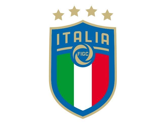 Figc presentato il nuovo logo per le maglie dell italia for B b italia logo