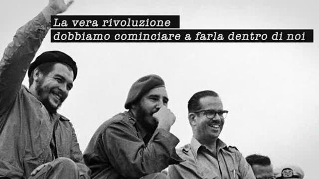 Che Guevara Le Sue Frasi Piu Famose Corriere Tv