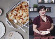 Il risotto al forno con i Salumi di Calabria DOP