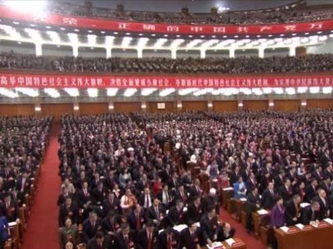 Cina,  Xi Jinping: «Siamo ancora in  via di sviluppo» Video|ImmaginiI volti di Xi|I divieti del Congresso