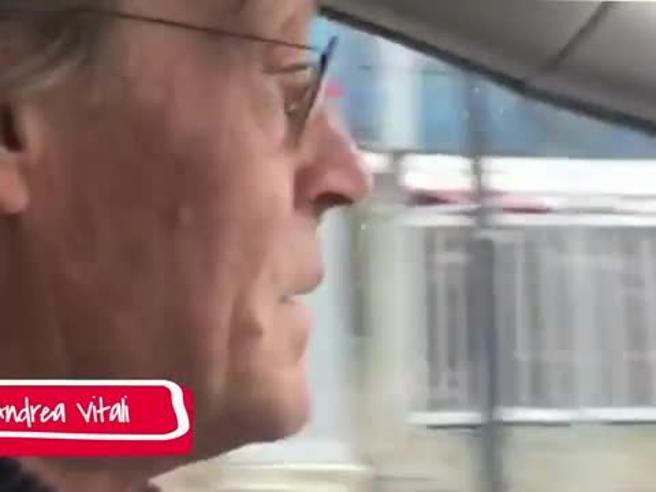Andrea Vitali: «Io leggo anche per imparare a stare zitto» Video
