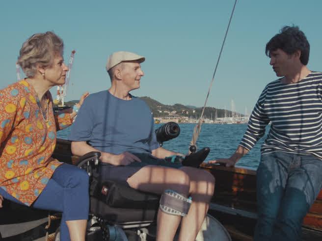 «Nessuno può volare»: il viaggio di Simonetta Agnello Hornby con il figlio disabile Il video esclusivo