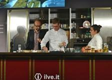 Dalla Calabria al mare, Ceraudo e Abbruzzino: «La cucina è artigianato e qualità»