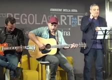 La serata finale di Cibo a Regola d'Arte Napoli, da Nina Zilli ad Aurelio De Laurentiis