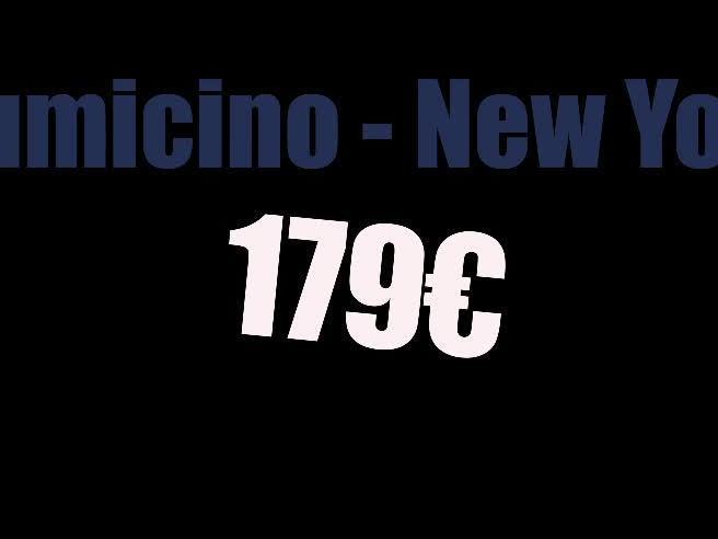 Roma-New York, decolla in Italia  l'era del low cost intercontinentale