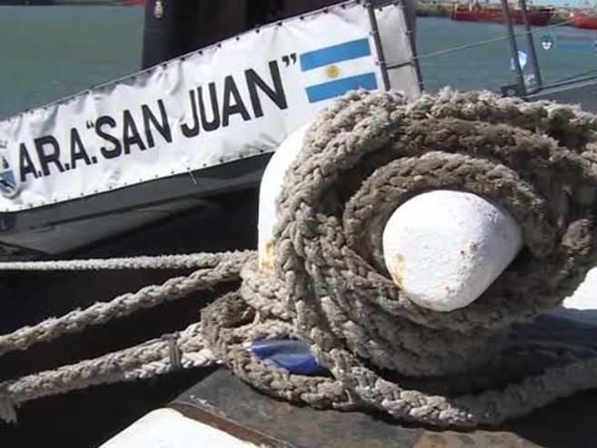 Argentina, il mistero della scomparsa di un sottomarino  A bordo 44 marinai | Video