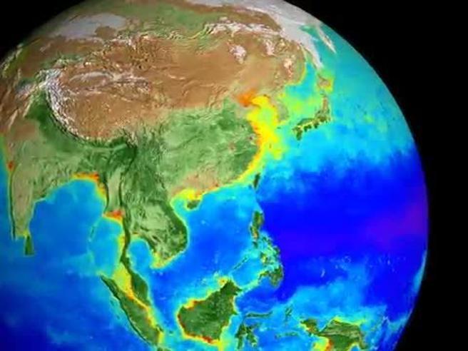Ecco come è cambiata la Terra negli ultimi 20 anniLo straordinario video timelapse della Nasa
