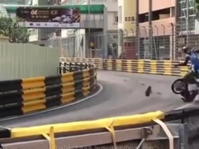 Moto: tragedia al Gp di Macao. Muore Daniel Hegarty
