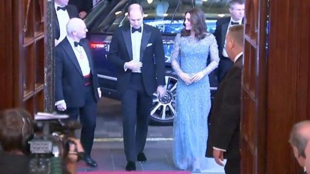 Kate middleton vestito celeste
