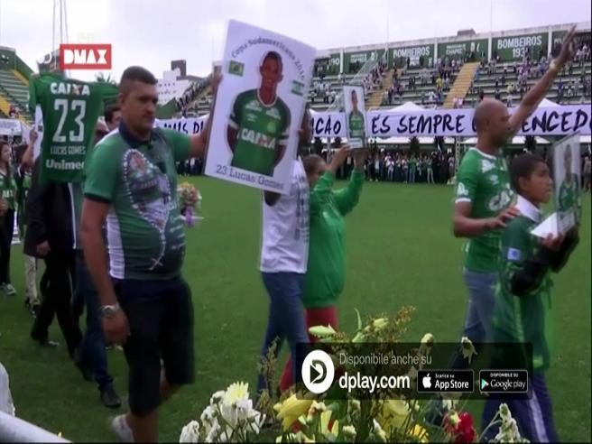 Chapecoense, la rinascita a un anno dalla tragedia Video