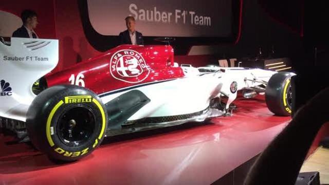 Alfa Romeo retourne en F1 depuis 2018 - Actualité auto - FORUM Sport Auto