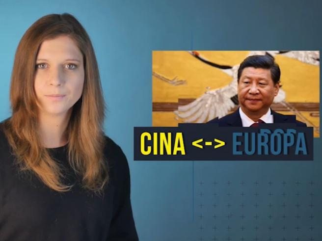Vado in Cina. In treno: la seconda via della Seta