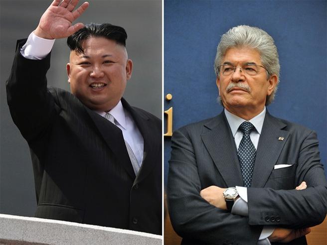 Razzi: «Porto Spalletti e Icardi in Corea del Nord. Kim tifa Inter»