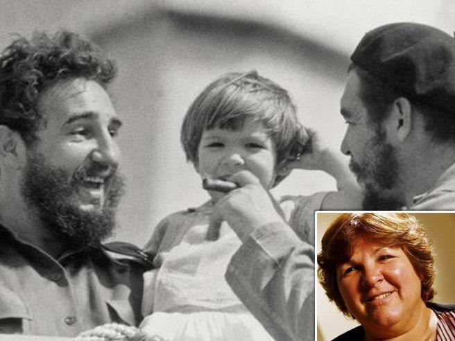 """Aleida Guevara, la figlia del Che : """"Papà che non ho quasi mai visto""""Vita agitata di un rivoluzionario"""