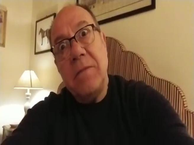 Gli auguri di «Furio» alias Carlo Verdone, l'esilarante messaggio ai fan
