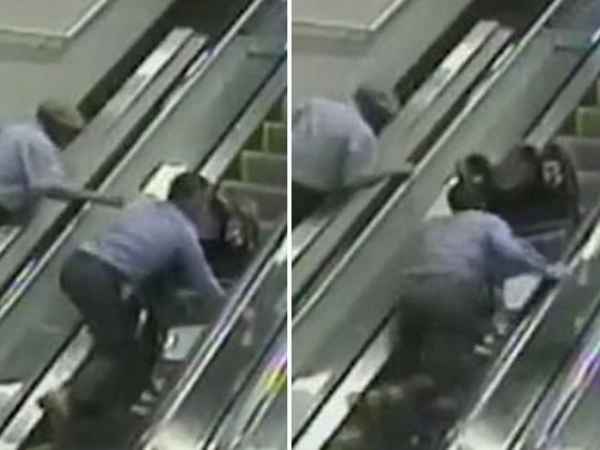 Con la sedia a rotelle giù dalla scala mobile dell'aeroporto. Anziana muore dopo la caduta