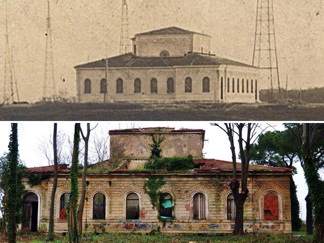La stazione radiotelegrafica di Marconi nel degrado: iniziati i lavori per il recupero