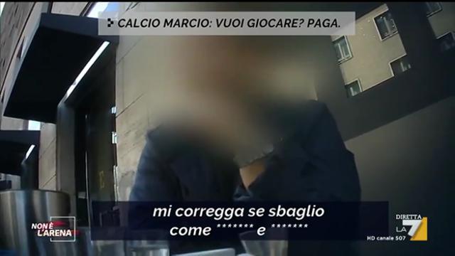 6e2c4d0aa718a5 Inchiesta sulle sponsorizzazioni chieste dai procuratori ai giocatori per  entrare in squadra - Corriere TV