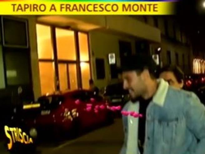 Tapiro per Francesco Monte, ma a sorpresa con lui c'è Cecilia