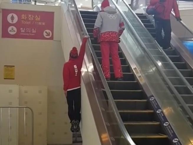 Olimpiadi: ecco come si diverte il team del freeski svizzero