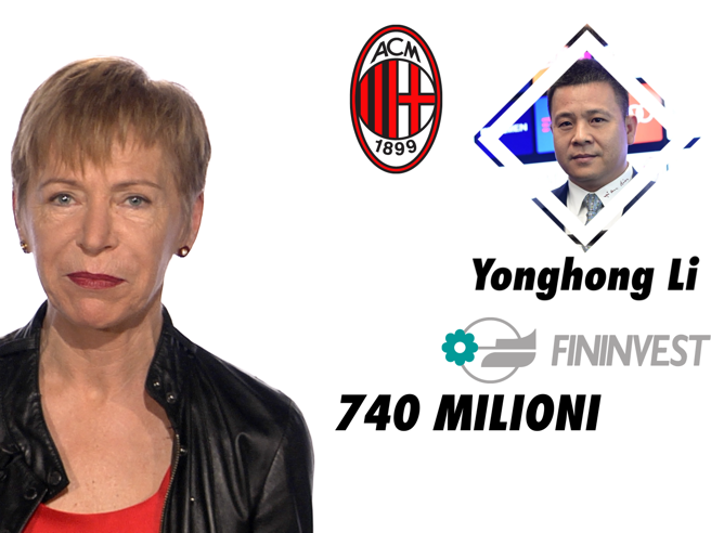 La cassaforte che ha comprato il Milan era già vuota Video