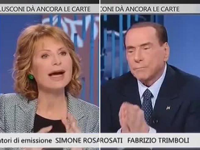 Berlusconi: «Avevo detto a Veronica ?non darmi nulla?,  ma il suo terribile avvocato...»