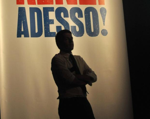 Renzi fa i conti con le urne,la conferenza stampa del segretario del Pd  Diretta