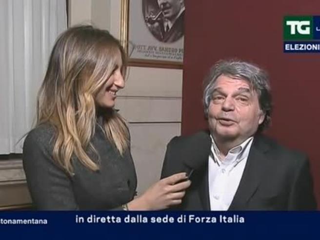 Elezioni, Brunetta: «Governo Lega+M5S? Fuori dalla grazia di Dio»