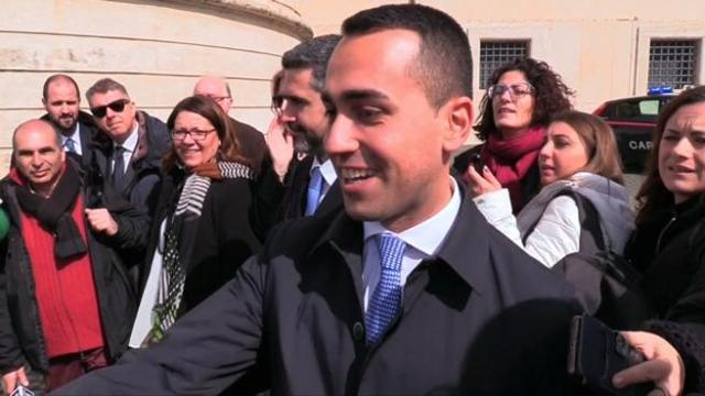 Image result for DI MAIO AL QUIRINALE