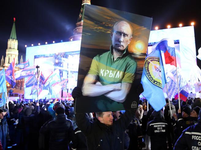 18 anni di Putin in Russia, cronologia di misteri e di sangue