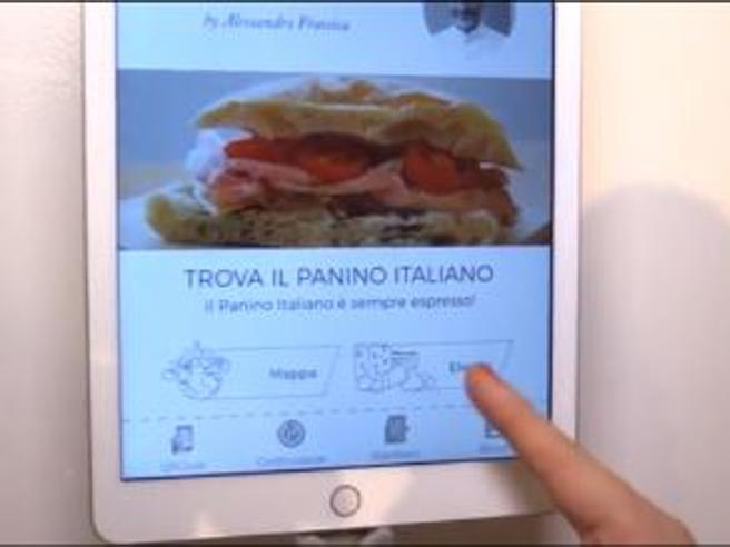 Il top del panino italiano: la prima app che aiuta a trovarlo