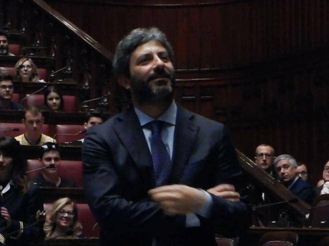 Fico: «Alto senso dello Stato, non sarò mai di parte» Video | Foto