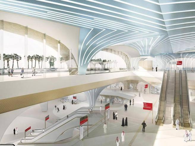 Sace e banco bpm nuovo contratto da 9 milioni per la metro in qatar - Sace piastrelle torino ...