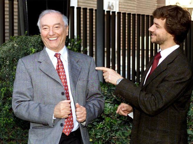 Piero angela a 89 anni io sono il padre di alberto for Alberto pastore
