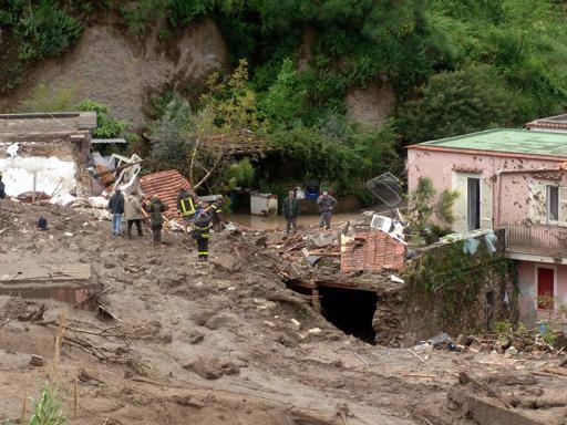 Dalle bombe d'acqua ai terremoti I rischi idrogeosismici