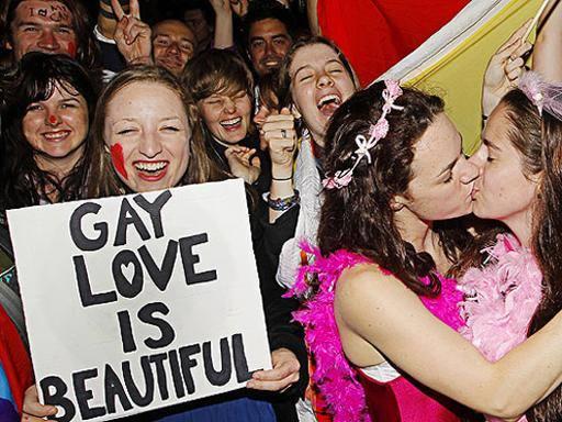 paesi dove si possono sposare gay adolescenti