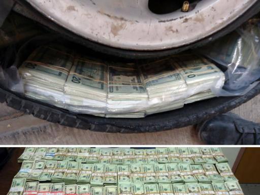 Tutti i soldi dei narcos nascondigli e trovate per passare la frontiera - Nascondigli perfetti in casa ...