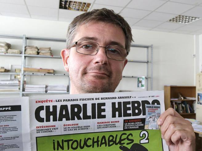 Uno dei fondatori di Charlie: «Charb ce l'ho con te. Che bisogno c'era?